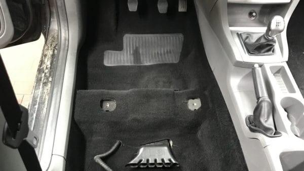 Innenreinigung Ford Focus Stark Verschmutzt 07