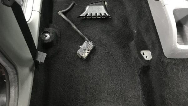 Innenreinigung Ford Focus Stark Verschmutzt 07b