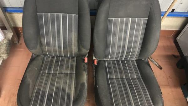 Innenreinigung Ford Focus Stark Verschmutzt 13
