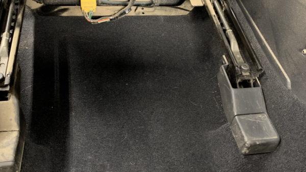 Innenreinigung Jeep Starke Verschmutzung 10