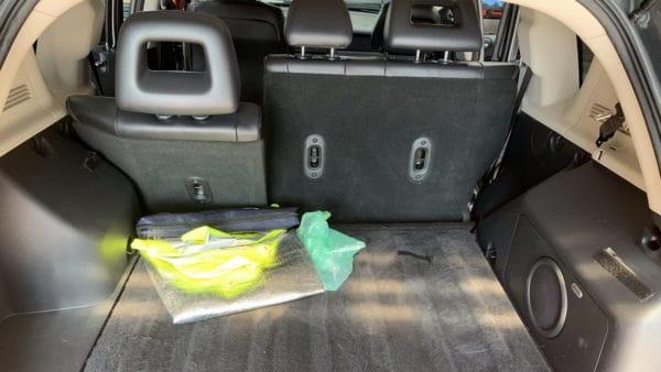 Innenreinigung Jeep Starke Verschmutzung 15
